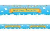 Welome Ramadan banner