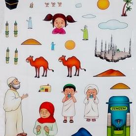 MnM stickers